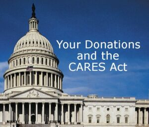 Tax Deductible Ceilings are Raised with the CARES Act 2020