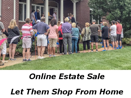 An Online Estate Sale is an Easy Way to Liquidate an Estate